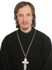 Священник Роман Сергеевич Брагин