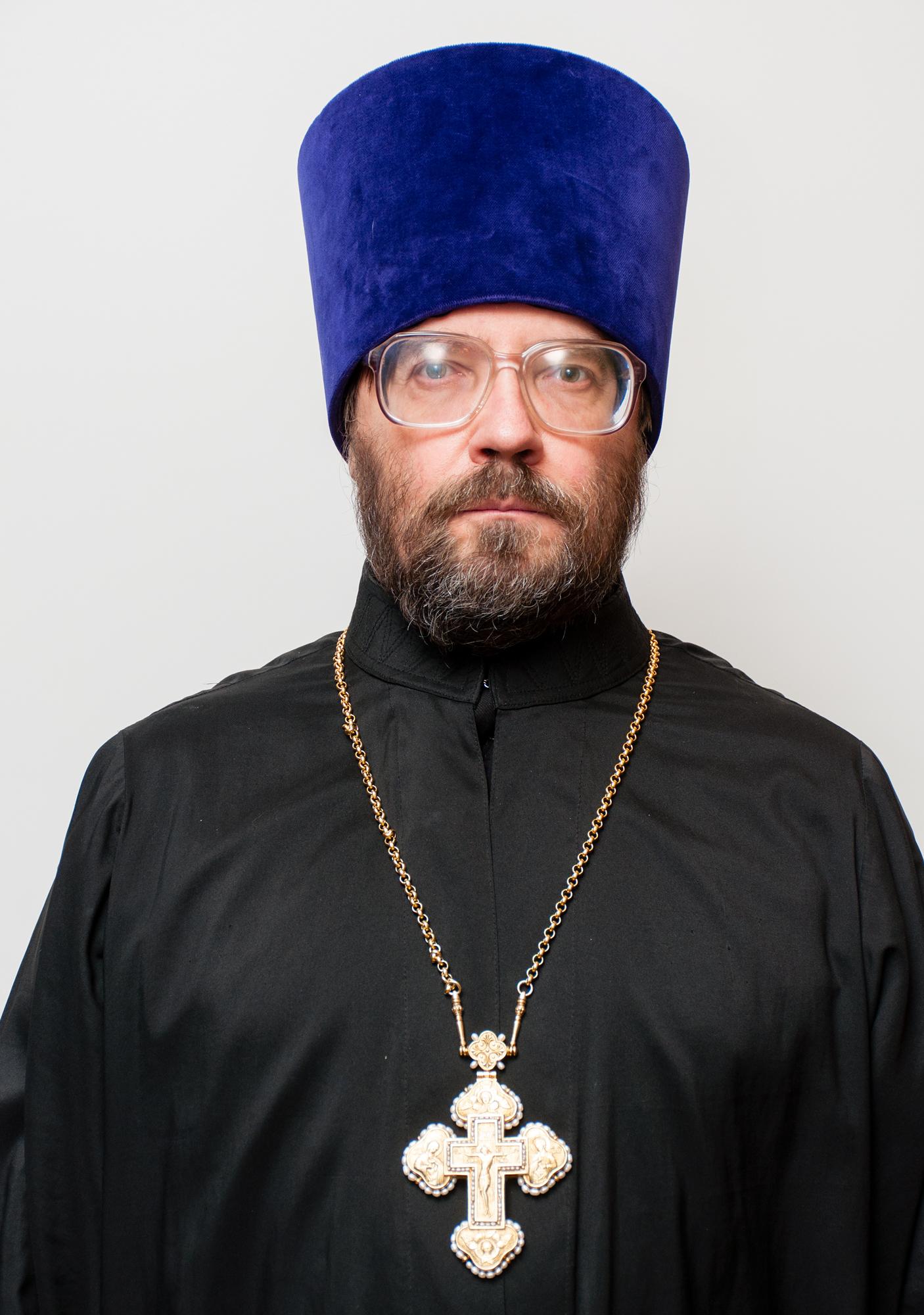 Протоиерей Игорь Александрович Бычков