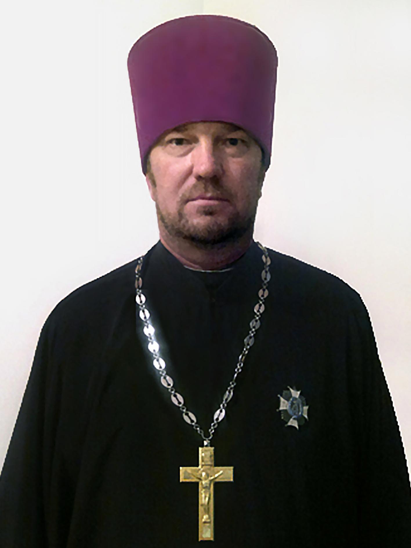 Протоиерей Андрей Викторович Черноризов