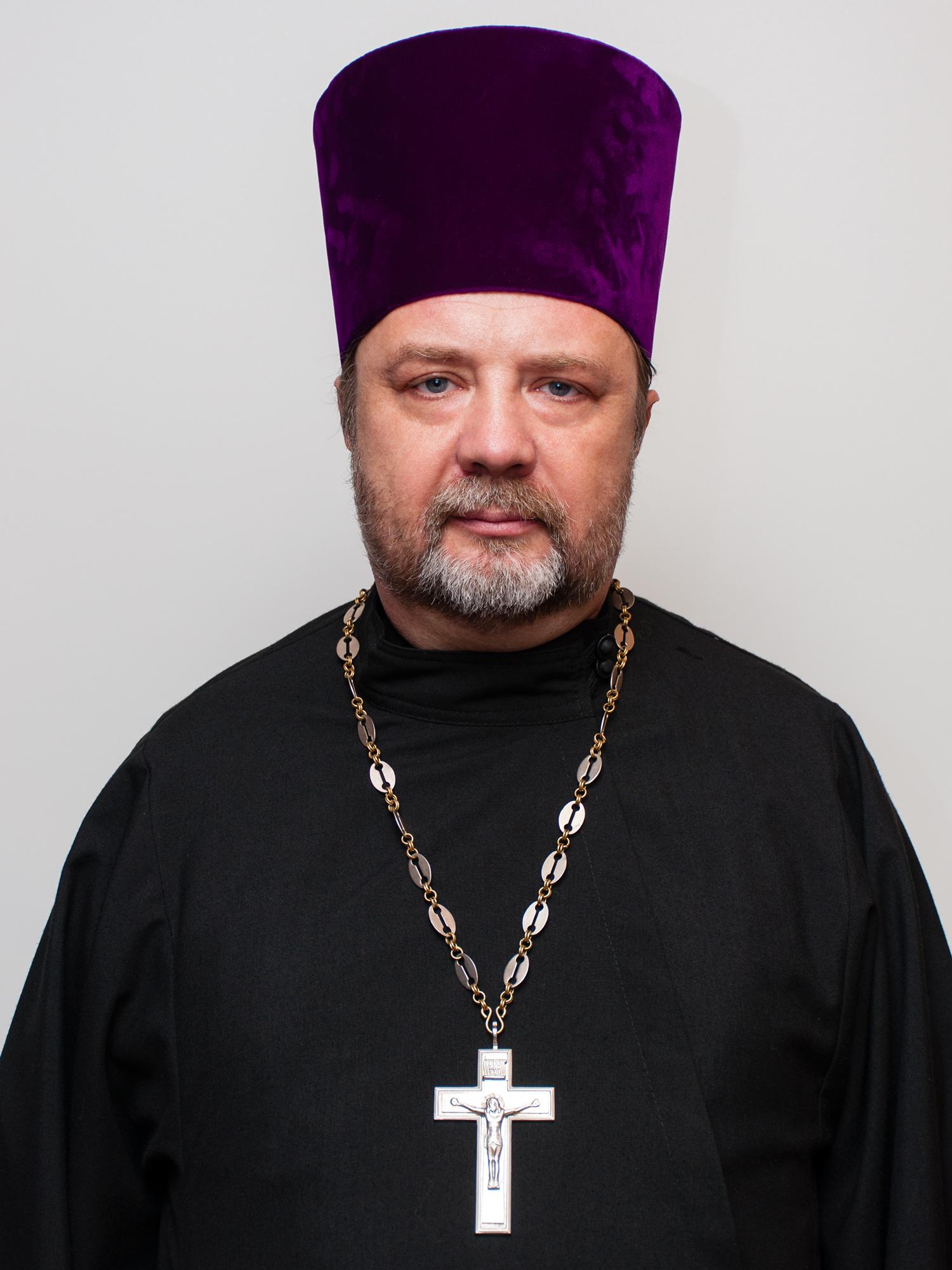 Протоиерей Александр Геннадьевич Чиков