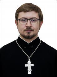 Священник Александр Евгеньевич Державич