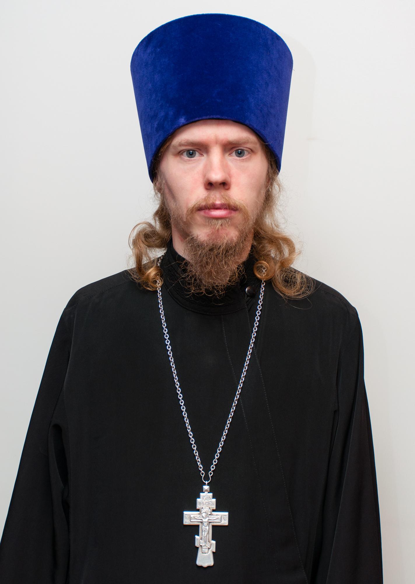 священник Димитрий Андреевич Шаповалов