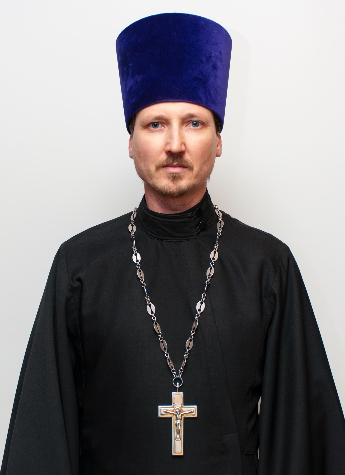 Протоиерей Сергий Анатольевич Федченко