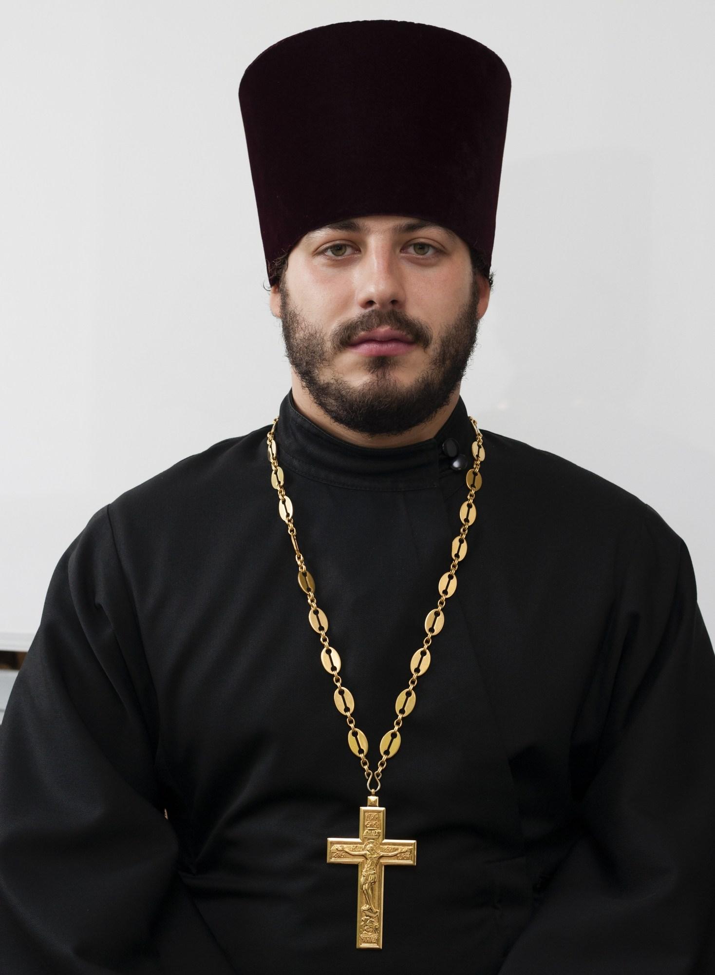 Священник Иоанн Николаевич Качанкин
