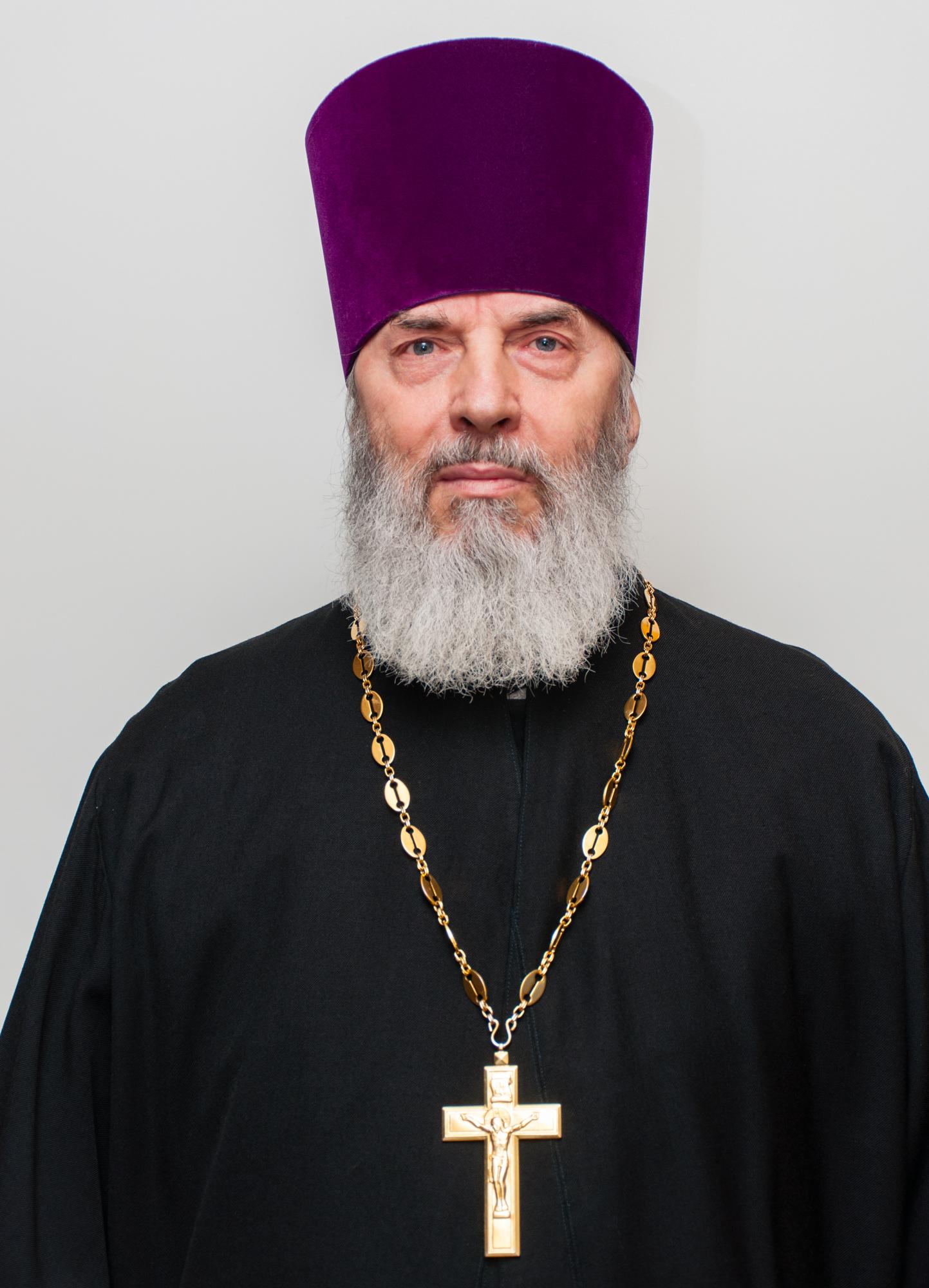 Протоиерей Борис Сергеевич Колычевский