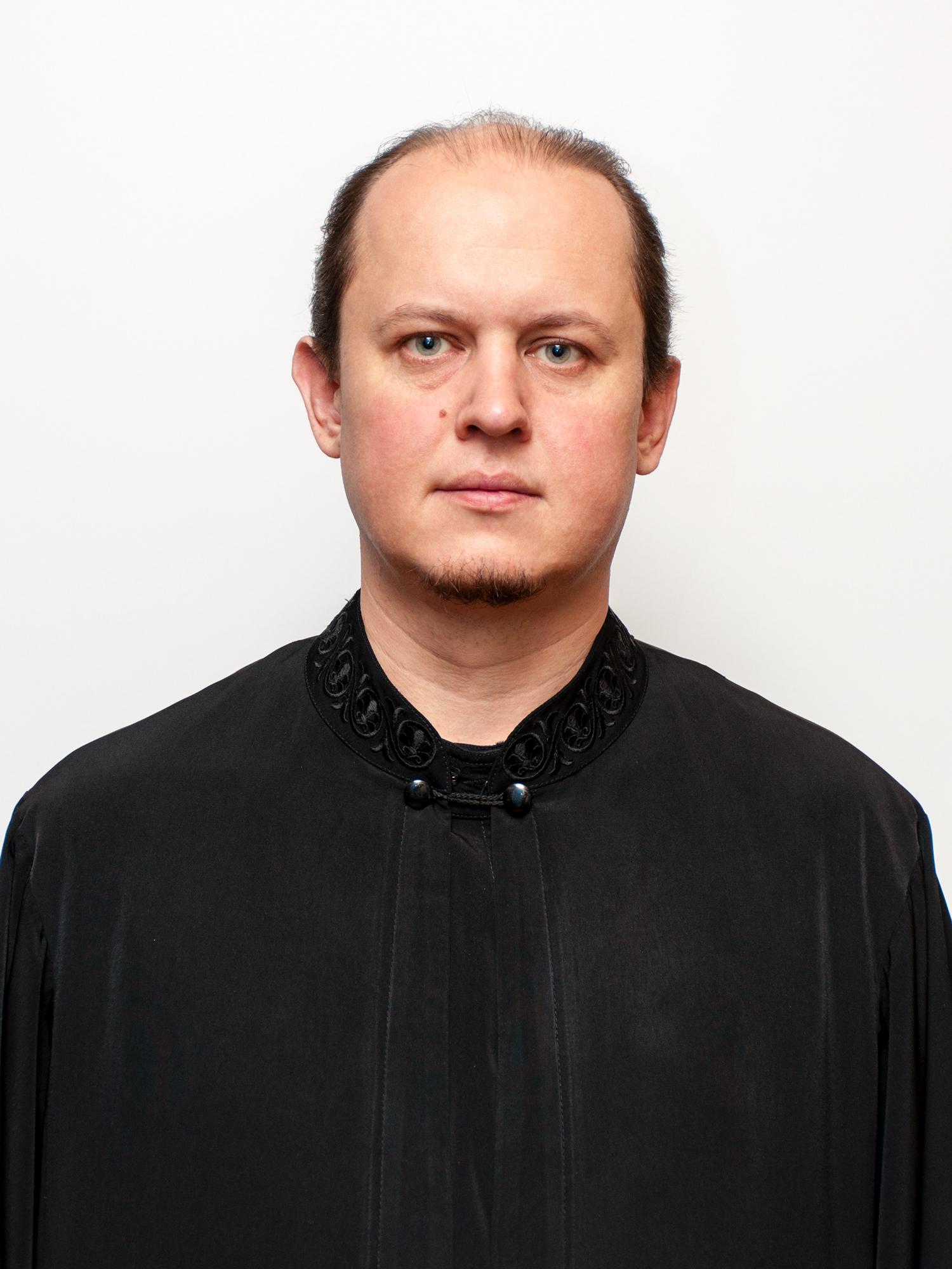 Протодиакон Димитрий Владимирович Соловьев
