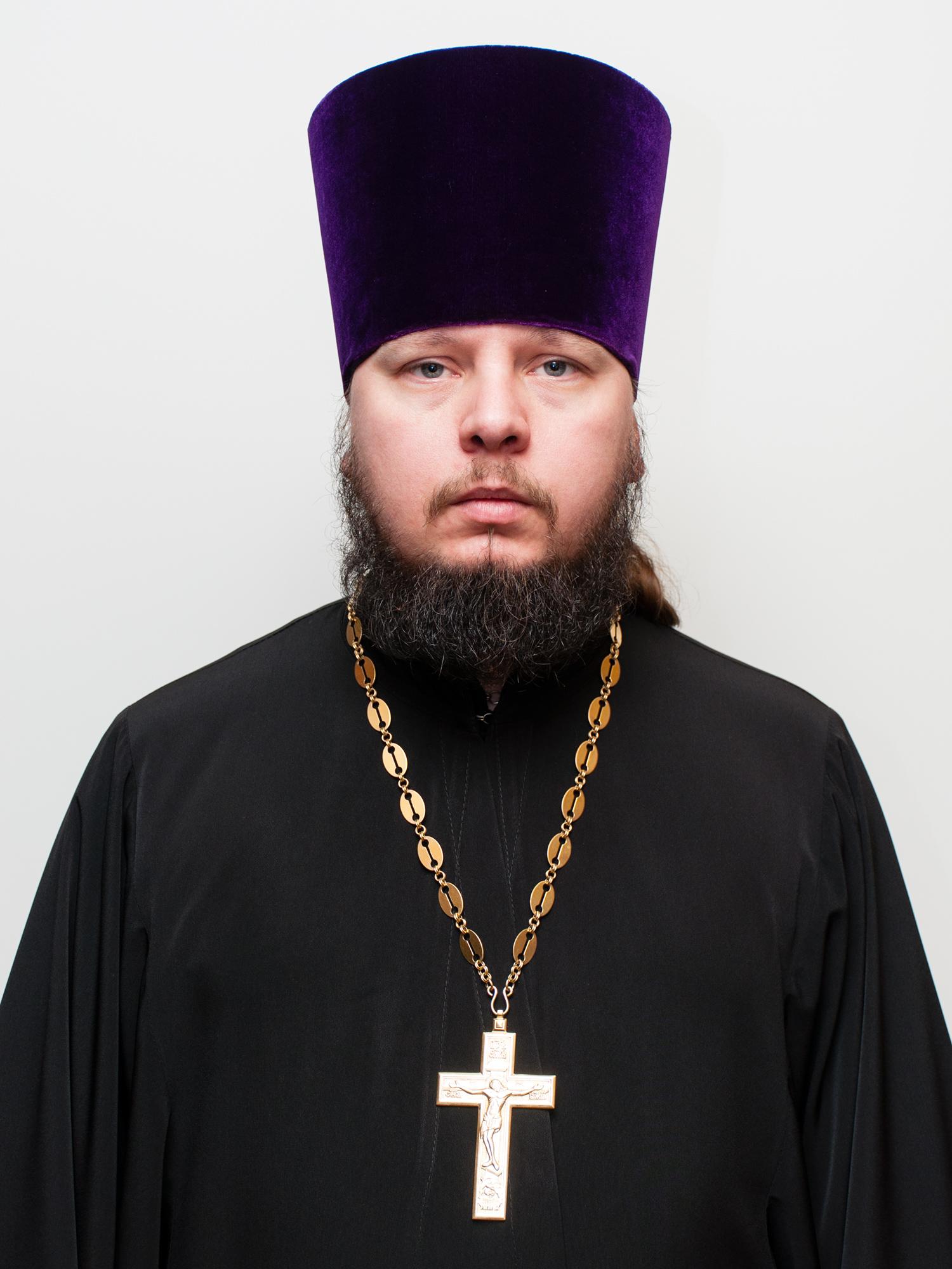 Священник Алексий Анатольевич Виноградов