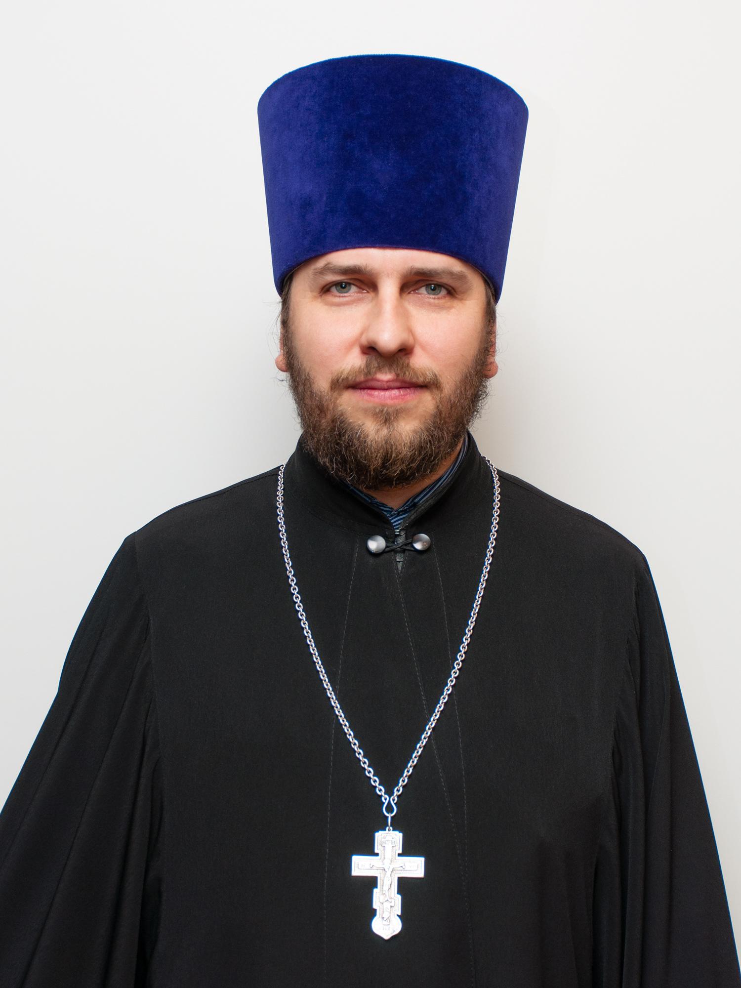 Священник Виктор Александрович Волков