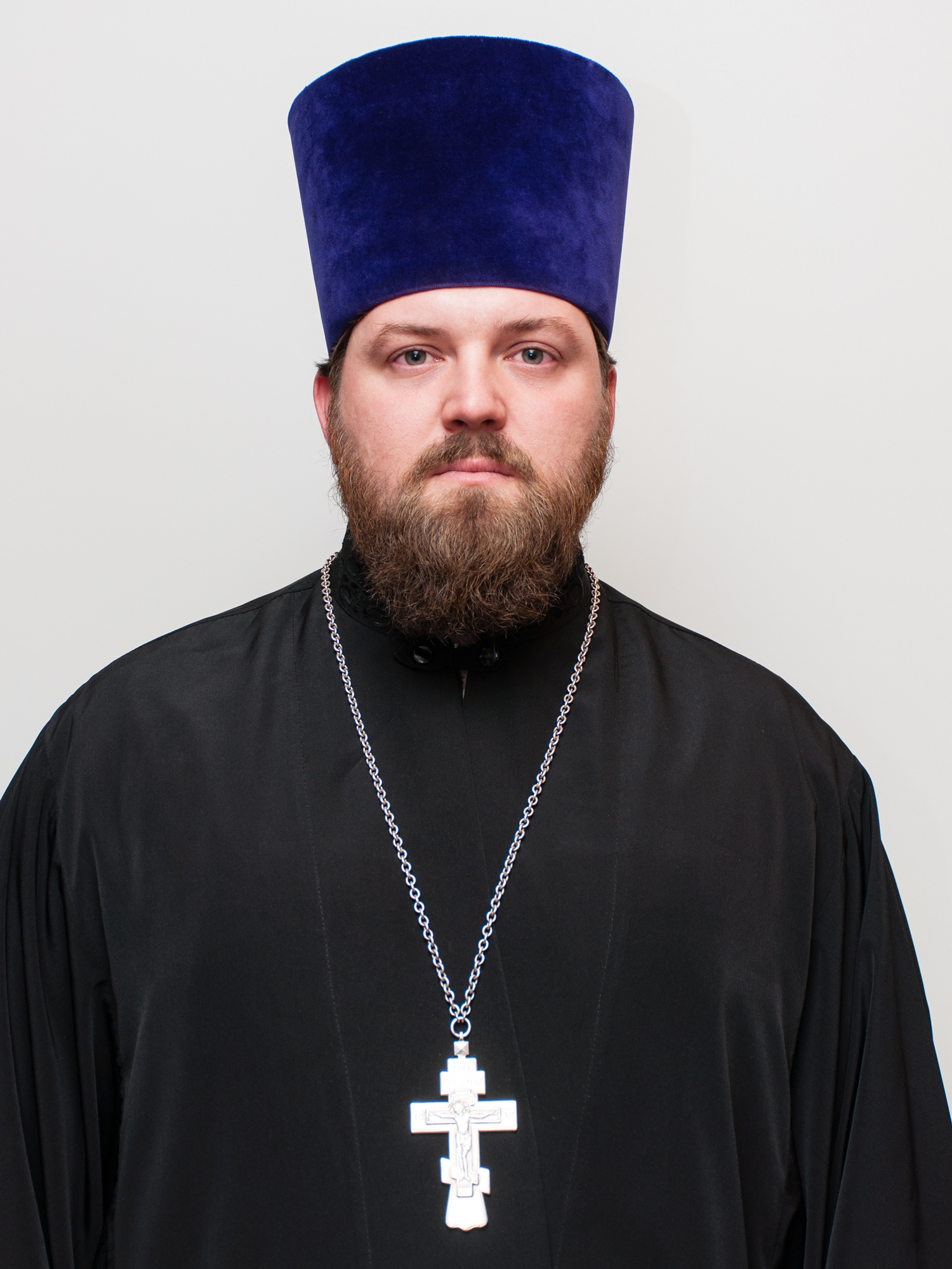 Священник Андрей Евгеньевич Згонников