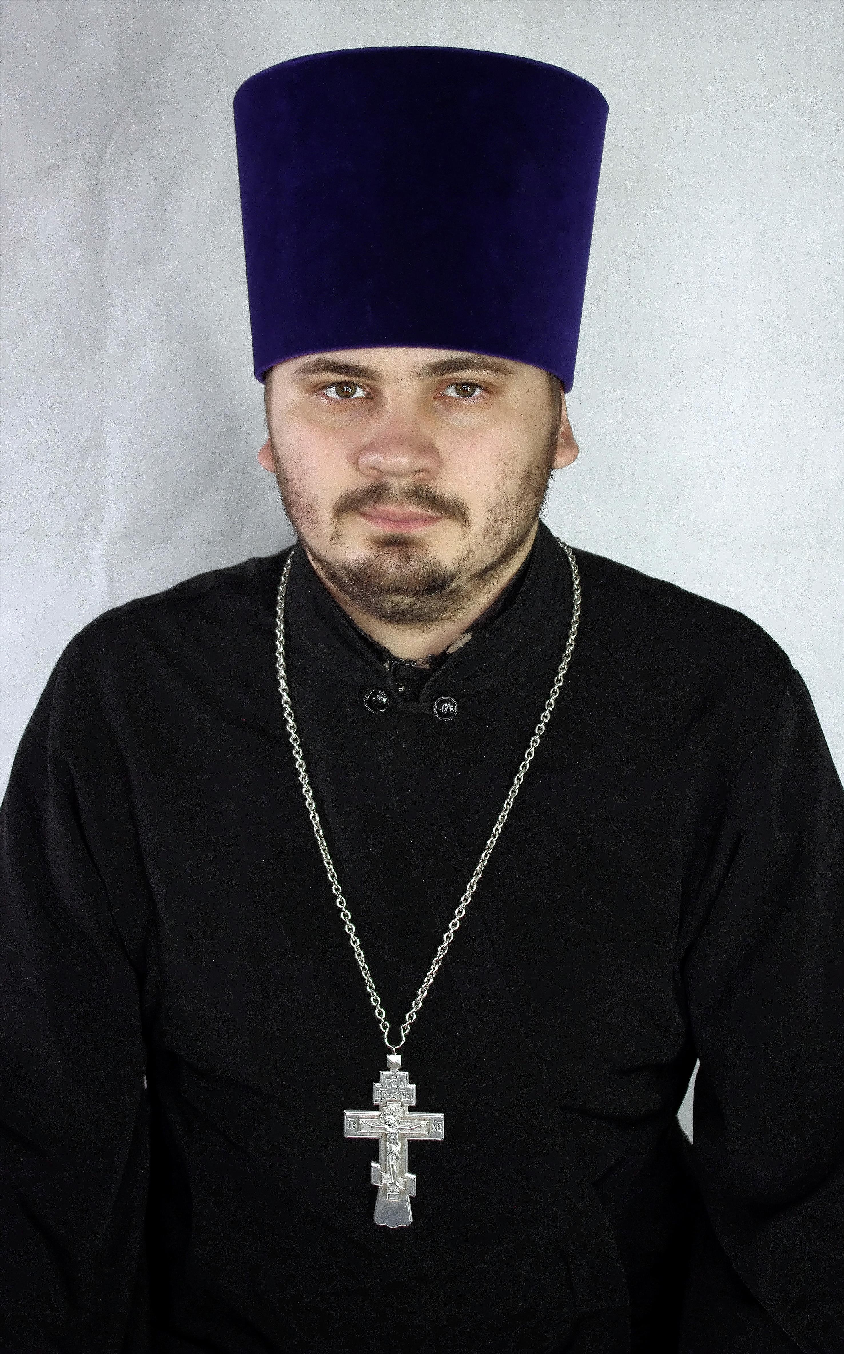 Священник Николай Владимирович Попов